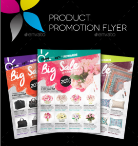 Product Promotion Flyer17