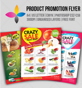 Product Promotion Flyer19