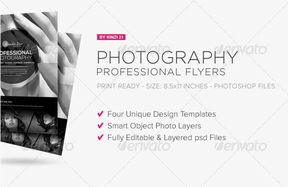 photography flyers