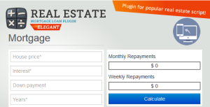 Real Estate Mortgage Loan Calculator
