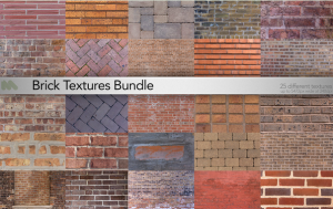 Texture Bundle - Brick