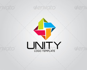 Unity Logo Template