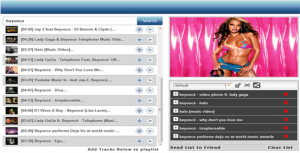 Video Music MonsterSearch Engine