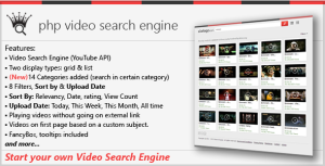 Video Search Engine