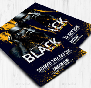 Black Friday Flyer Template5