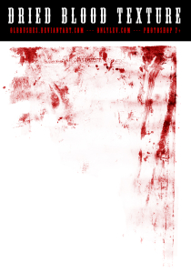 Blood Texture 01 - onlylev.com