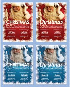 Christmas - Flyer Template
