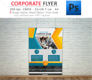Company Business Flyers14