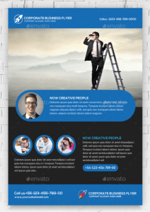 Corporate Business Flyer Template13