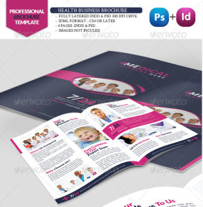 Health Business Brochure