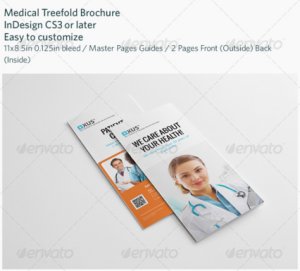 Medical Threefold Brochure