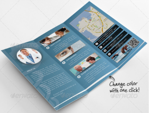 Medical Trifold Brochure10