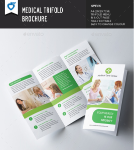 Medical Trifold Brochure2