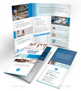 Medical Trifold Brochure3