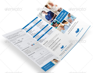 Medical Trifold Brochure7