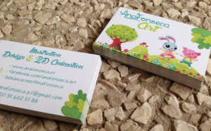 Personal Business Card & Bookmarks