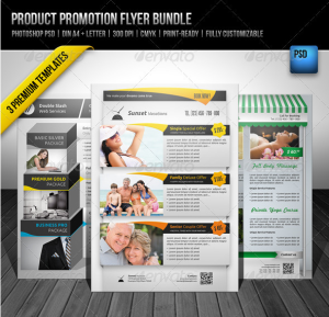 Product Promotion Flyer Bundle13