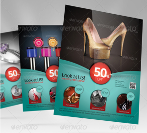 Product Promotion Flyer Template – Multipurpose